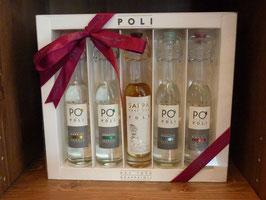 Baby Pack Po' di Poli & Sarpa Riserva 5 x 10 cl. 40% Vol.