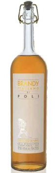Brandy Italiano di Poli 70 cl 40% Vol.