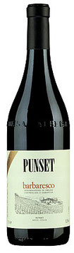 Barbaresco DOCG 100% Nebiolo - Punset 14.5% Vol. 2008 75cl.