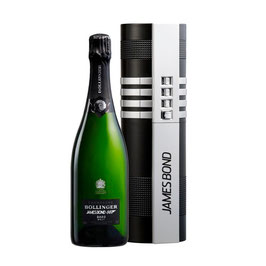 Champagne Bollinger 2002 Grand Annee Limited Edition, James Bond 007