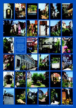 Poster Motiv: Lübeck 03 DIN A2 Papier