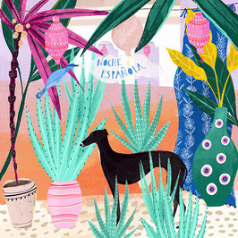 """Fine Art Print """"La Noche Española"""""""
