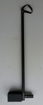 Stockhalter Typ B einzeln mit Klettverschluss
