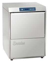 Bartscher Geschirrspülmaschine Deltamat TF 7500eco, doppelwandig