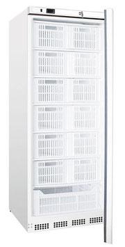 GGG Tiefkühlschrank 520 Liter, weiß, ohne Boxen
