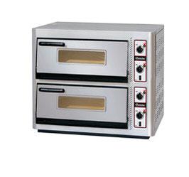 Bartscher Pizzaofen NT 622, 2BK 620x620