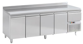 GGG Konditorei Kühltisch 480 Liter
