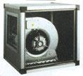 GGG Abluftreinigungsanlage mit Motor-Ventilator