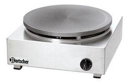Bartscher Crépegerät Gas, 1 Platten, 400mm