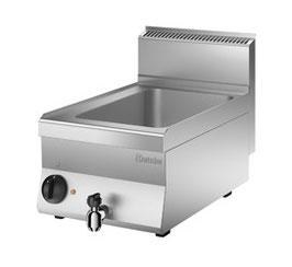 Bartscher Elektro-Bain-Marie 1/1 GN, 150 mm tief Serie 650