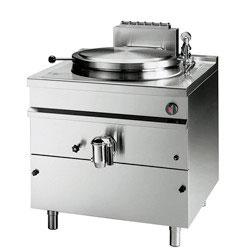 Bartscher  Gas-Kochkessel, indirekte Beheizung, 455 Liter