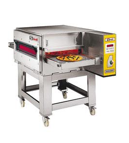 GGG Durchlauf-Pizzaofen, Gas