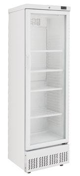 GGG Kühlschrank mit Glastür 360 Liter