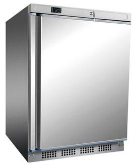 GGG Edelstahl Kühlschrank 200 Liter