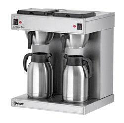 "Bartscher Doppel-Kaffeemaschine ""Contessa Duo"""