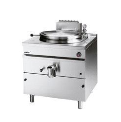 Bartscher Gas-Kochkessel, indirekte Beheizung, 100 Liter
