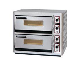 Bartscher  Pizzaofen NT622VS, 2BK 620x620