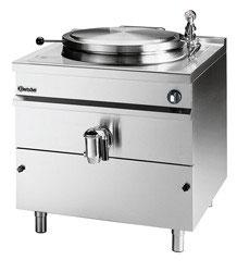 Bartscher Elektro Kochkessel, indirekte Beheizung 455 L