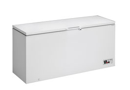 GGG Tiefkühltruhe 670 Liter