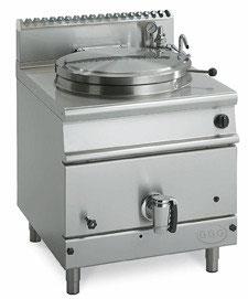 GGG Kochkessel, Elektro 100 L