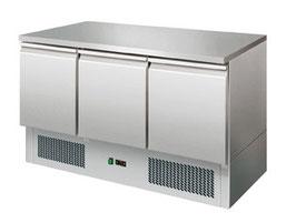 GGG Kühltisch, 3 Türen