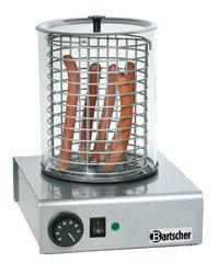 Bartscher Hot Dog Gerät