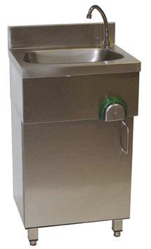 Handwaschenbecken mit unterschrank