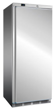 GGG Edelstahl Kühlschrank 620 Liter