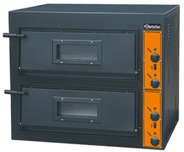 Bartscher Pizzaofen CT 200, 2BK 610x610