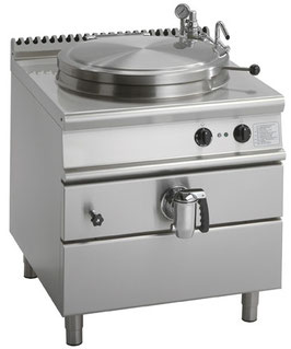 GGG Kochkessel, Elektro 150 L