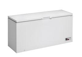 GGG Tiefkühltruhe 459 Liter