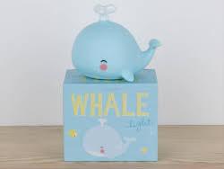 Mini veilleuse Baleine / licorne