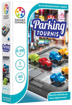 Parking tournis  -  Smart Games