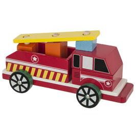 Camion de pompier démontable