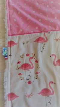 Couverture - Flamants roses
