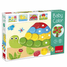 Baby color  -  Goula