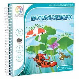 Le Monde aquatique  -  magnétique SmartGames