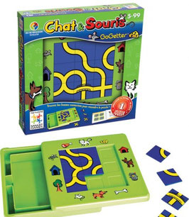 Chat et souris  -  Smart Games