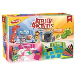 Atelier 4 activités