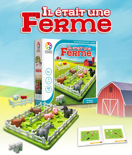 Il était une ferme -  Smart Games