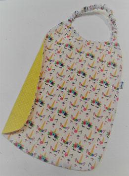 Grande serviette à élastique
