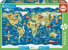 Puzzle 200 pièces - Educa