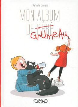 Mon album de grumeau  -  Nathalie Jomard