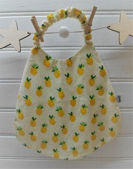 Serviettes élastiquées - ananas