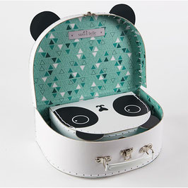 Valises Panda-  Sass and Belle