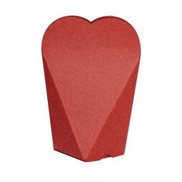 """Geschenkverpackung """"Rotes Herz"""" (Klein)"""