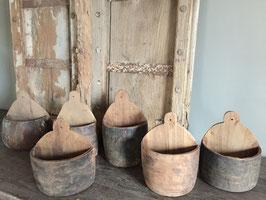houten bakje