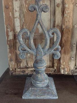 Hoffz style ornament grijs