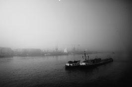 Europoort freighter