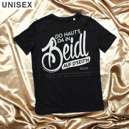 """Greyblue/Black Unisex """"BEIDL"""", Black Girly"""